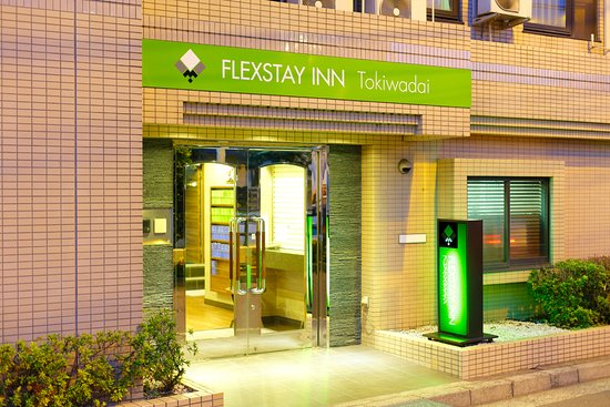 FlexStay Inn 常盤台