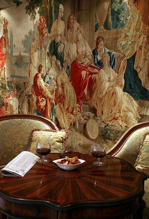 Restaurante Quixote: Mesa para picar algo