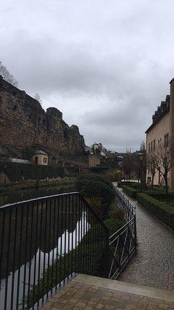 Photo of Monument / Landmark Barrio Grund at Barrio Grund, Luxembourg City, Luxembourg