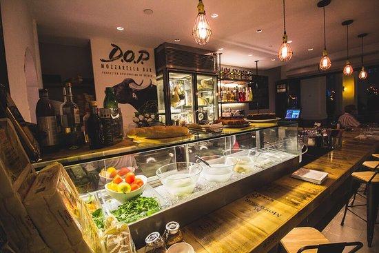 Photo of Italian Restaurant D.O.P Mozzarella Bar & Restaurant at 60 Robertson Quay The Quayside, Singapore 238252, Singapore