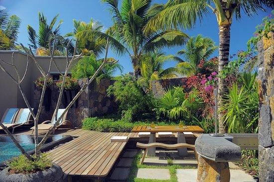 Trou Aux Biches Beachcomber Golf Resort Spa 2 Bedroom Pool Villa