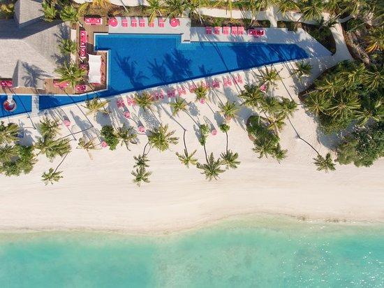 Pool - Picture of Kandima Maldives, Dhaalu Atoll - Tripadvisor