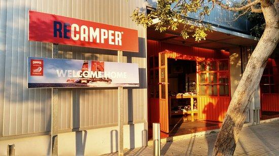 Recamper - Camper Outlet Store