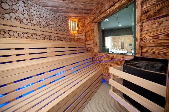 Zvolen, Eslovaquia: sauna