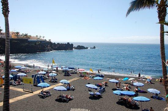 Playa de la Arena: The beach