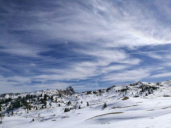 Canazei, Italy: Sellaronda ski, by Peak Sport