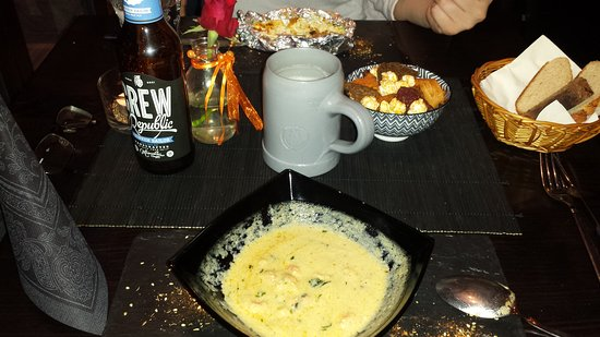 Lava Soul Kitchen Weimar Photo