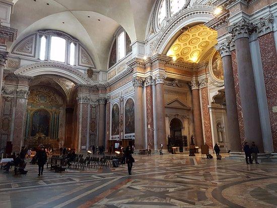 Photo of Church Basilica di Santa Maria degli Angeli e dei Martiri at Piazza Della Repubblica, Rome, Italy