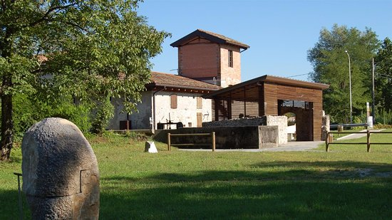 Mulino Di Borgo Ampiano