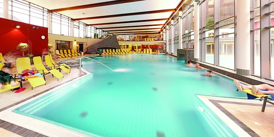 Bad Bertrich, Allemagne : Therme