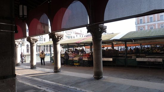 Photo of Tourist Attraction Mercati di Rialto at Campo Della Pescaria, Venice 30125, Italy