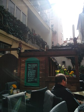 Photo of Bar John Lennon Pub at Hroznová 495/6, Prague, Czech Republic