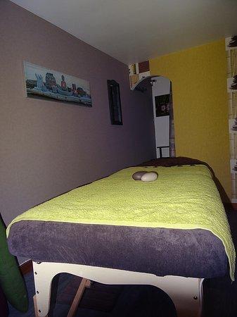 Coulommiers, ฝรั่งเศส: Salle de massage
