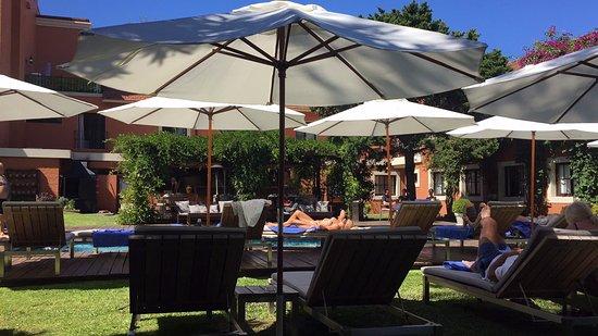 Barradas Parque Hotel & Spa: pileta