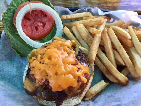 Micco, Floride : Spicy Blackened Burger