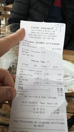Photo of Portuguese Restaurant Casa Guedes at Praça Dos Poveiros, Porto, Portugal