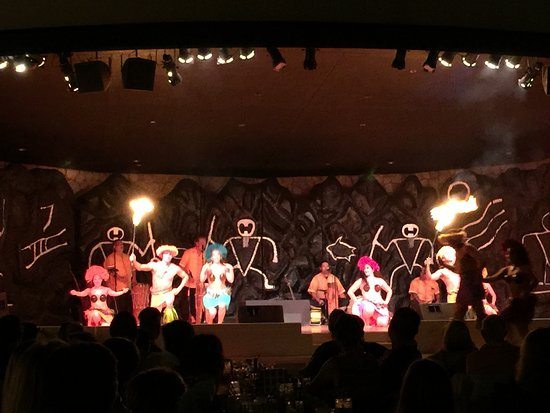 Legends of Hawaii Luau Picture