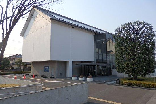 Kawagoe City Art Museum: 蔵のような作りの美術館。