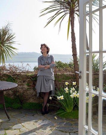 St Mawes, UK : Olga Polizzi