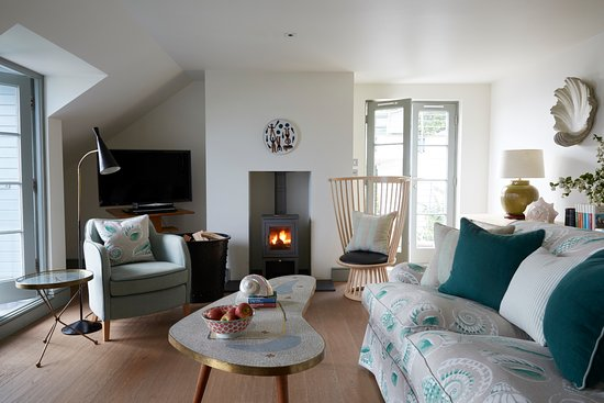 St Mawes, UK: Forte Suite, Rock Cottage