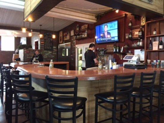 Manson, WA: the bar