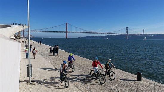 Cycling Lisbon
