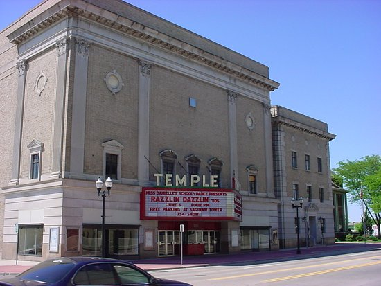 The Temple Theatre - 201 N. Washington Ave. Saginaw MI 48607