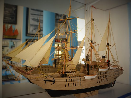 Tragor Ignác Museum -  Ship History Collection