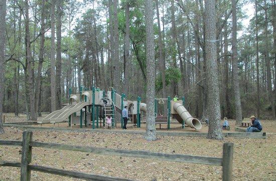 Santee State Park : Playground