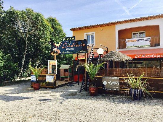 Vidauban, France: O'Rodizio