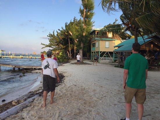 Glovers Reef Atoll Bild