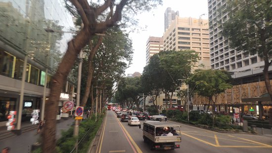 ‪‪Orchard Road‬, سنغافورة: Orchard road‬