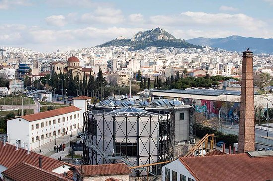 Welcome at Technopolis City of Athens