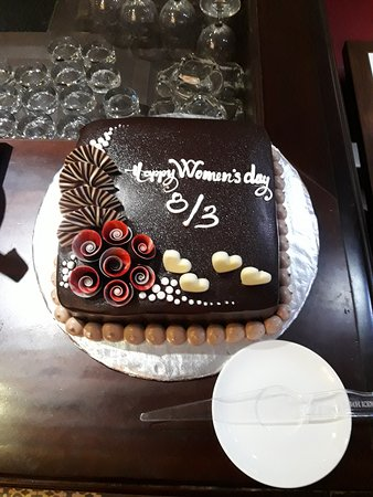 Little Hoi An A Boutique Hotel Spa Cake For The Guests On