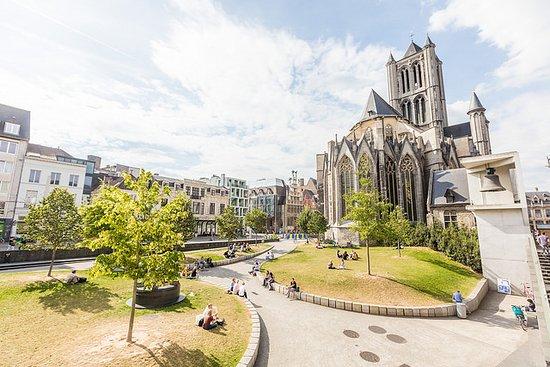Фландрия, Бельгия: Sint Niklaaskerk Ghent