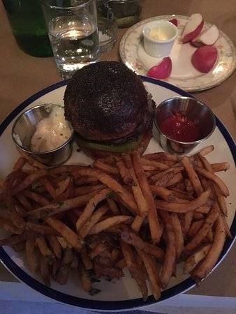 Photo of American Restaurant Joseph Leonard at 96 Grove St, New York, NY 10014, United States
