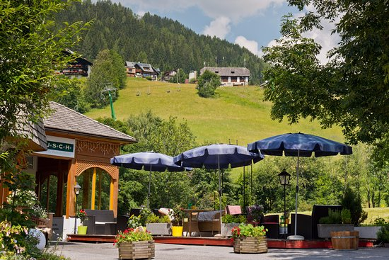 Hotel Almrausch: Eingangsbereich