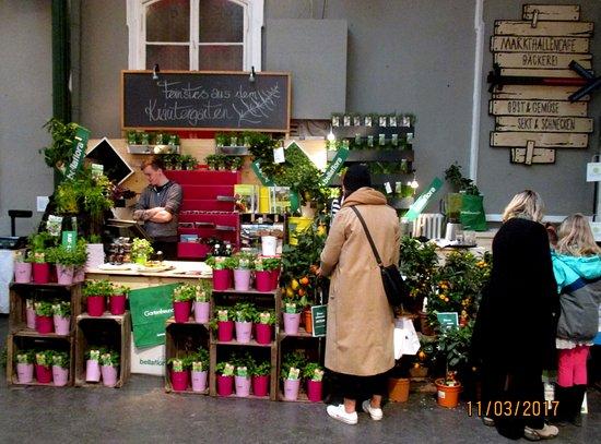 Photo of Restaurant Markterei Markthalle at Dominikanerbastei 11, Vienna 1010, Austria