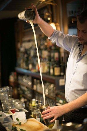 Le  Comptoir Cocktail Bar : La maitrise du cocktail