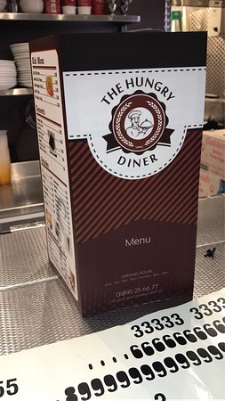 Greater London, UK: The Hungry Diner