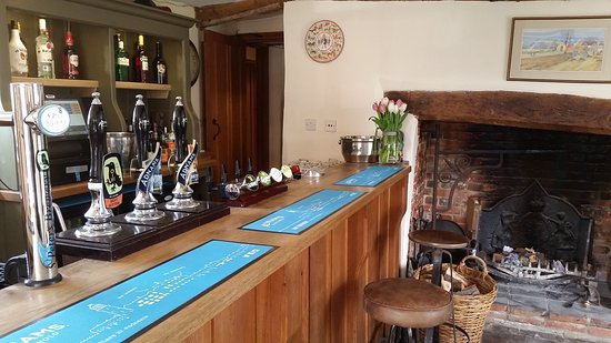 Diss, UK: The Village Bar