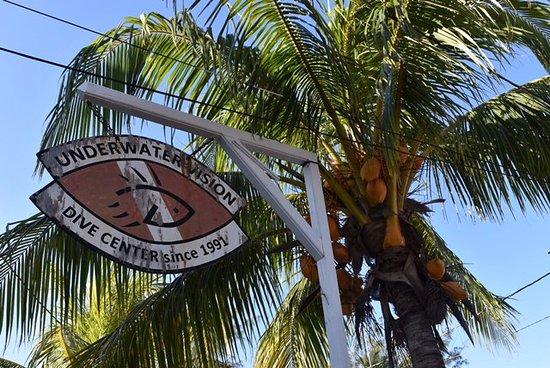 Utila, Honduras: UWV