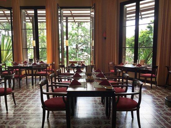 Ana Mandara Villas Dalat Resort & Spa: 식당
