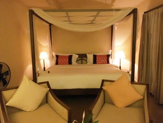 Ana Mandara Villas Dalat Resort & Spa: 방이 아늑하다