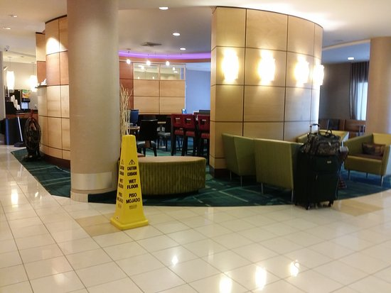 SpringHill Suites Savannah I-95 South: 20170321_095711_large.jpg