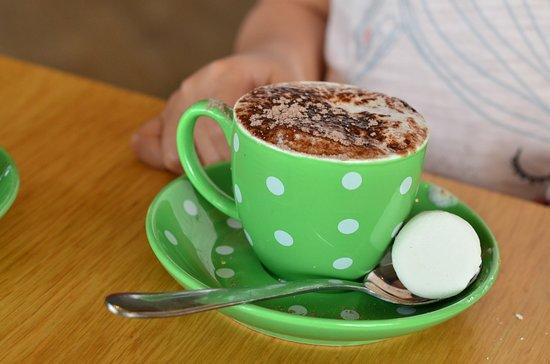 Yarra Glen, Australia: My daughter's hot chocolate