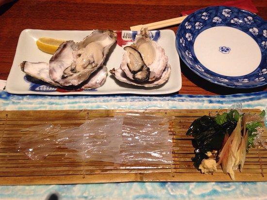 Machida, Japón: 函館市場 函三郎 町田店