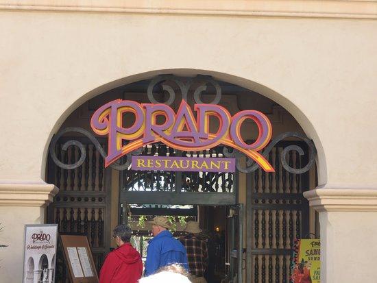 Photo of Mediterranean Restaurant The Prado at Balboa Park at 1549 El Prado, San Diego, CA 92101, United States