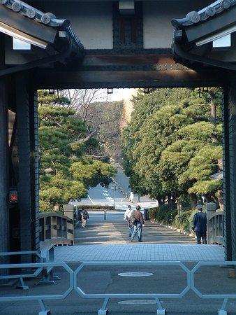 The East Gardens of the Imperial Palace (Edo Castle Ruin) : Portal de entrada