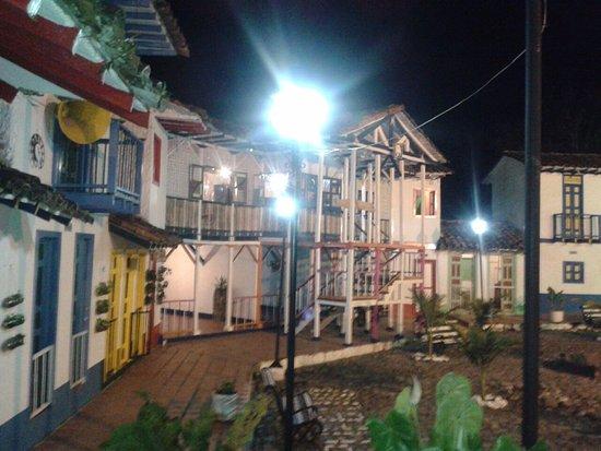 Aguadas, Colombia: Pueblito viejo